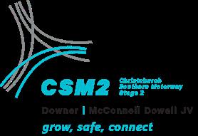 CSM2 logo